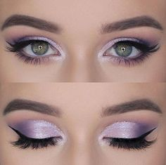"""15.9k Likes, 32 Comments - Morphe Brushes (@morphebrushes) on Instagram: """"Lavender lids @makeup_char_  achieved instant pretty with the 35P palette. Shop…"""""""