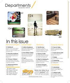 inspiration magazine index pages - Google-søk
