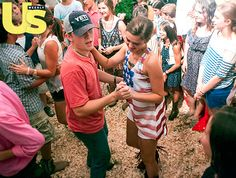 Scotty McCreery and Sadie Robertson, hey would be such a cute couple!
