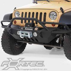 Smittybilt® SRC Gen2 Front Bumper for 07-14 Jeep® Wrangler JK 2-Door