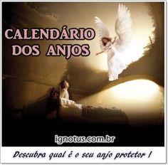 Descubra qual o seu anjo guardião -   Calendario dos Anjos - Ignotus Rede Social Esoterica