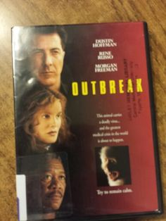 Your heart is racing.  You shiver with fear.  You've  caught  what's  going  around you.  You've got the fever,  the frenzy and all the thrills.  You're  watching  Outbreak.