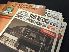 Trojan Records & Sun Record Company comps available at Zia on RSD.