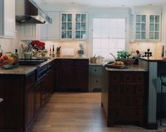 Dazzling Kitchen White Upper Cabinets Dark Lower At Currier Kitchens Expect An Attentive Ear To Your Design Ideas