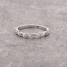 Get inspired by our custom made engagement rings, individually designed with love and crafted by us.