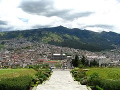 The ruins of an Inca city of Quito are an outstanding example of the Baroque school of Quito, a fusion of European and indigenous art.  http://unescoheritagesites.blogspot.com/2012/07/city-of-quito-heritage.html
