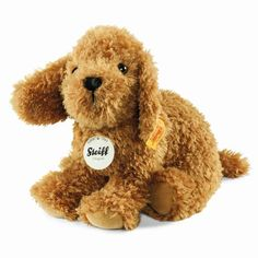 Steiff - the world's finest Teddy bears & stuffed animals for collectors, children and babies.  Give the gift of Steiff! Toys & collectibles Made in the German tradition of excellence and quality.