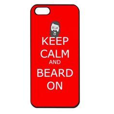 Duck Dynasty Keep Calm and Beard On iPhone