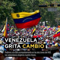 Venezuela Grita Cambio!