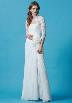 2014 New Style Eden Bridals SL025 Wedding Dress
