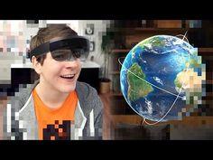 HoloLens | Holo Lens Studio Demo | Windows 10 | Microsoft HoloLens - YouTube