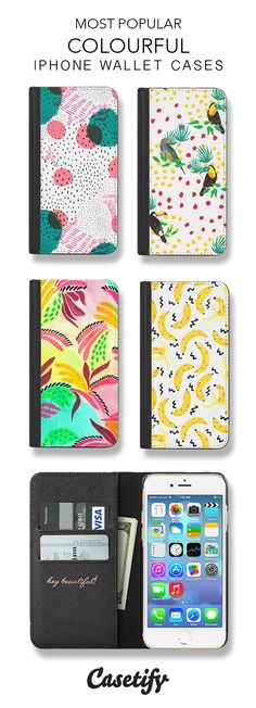 Most Popular Colourful iPhone Wallet Cases here > https://www.casetify.com/en_US/collections/iphone-wallet-cases#/