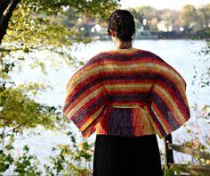 Crochet Pattern Crocodile Stitch Batwing Blouse by bonitapatterns, $6.00