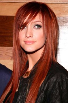 I never wanted bright red hair but this is so intense and I love it