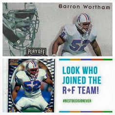 men do it too!!!! football athletes and rodan and fields