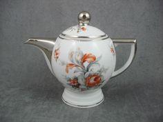Tête DE Service ART Déco TLB Porcelaine DE Limoges Vintage TEA SET 1930s | eBay