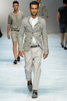Cool Guy Style for Spring:Neutrals