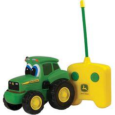 John Deere Johnny Tractor Radio-Controlled Vehicle