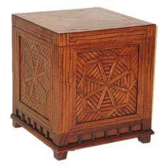 I pinned this Wayborn Issur Trunk in Brown from the Casablanca Chic event at Joss and Main!