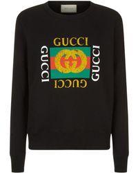 ede752d69f58 Gucci - Classic Logo Sweatshirt - Lyst Mens Activewear, Man Shop, Active  Wear,