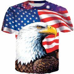 Eagle Fashion T-Shirts