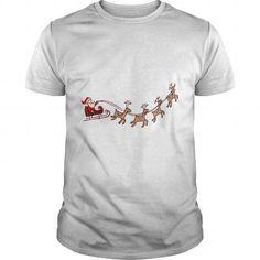 I Love  Christmas santa december Shirts & Tees