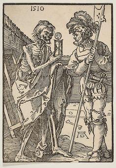 death in lansquenet  1520