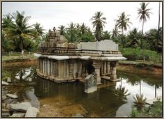 This temple situated in corner of the Hulikal village and just 2 km from Aremalenahalli.  Western Ghats: Malleswara (Kalleswara) Temple, Hulikal