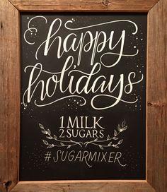 1milk2sugars holiday party