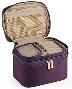 7 Best Joligrace makeup case cosmetic train case images  fedf062652e8e