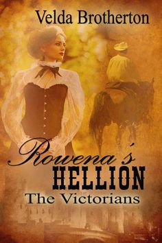 Rowena's Hellion: He rides the Kansas prairie in the moonlight, wild to escape visions of the dead who followed him from the battlefields. The woman Rowena haunts him as well, but he dare not follow his desires. He would only hurt her. #soldier's heart  #Kansashistory http://www.amazon.com/dp/B00O0FVM6C