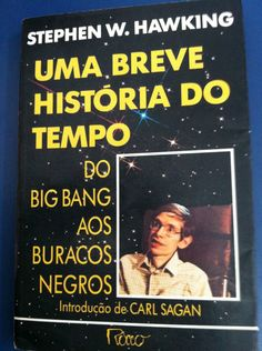 Breve História Do Tempo Stephen Hawking