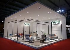 Image result for house stand booth display
