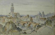 Cundall Charles ( 1890 1971) - Verona