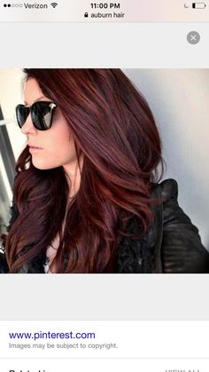 Love the color! For when I start going grey!