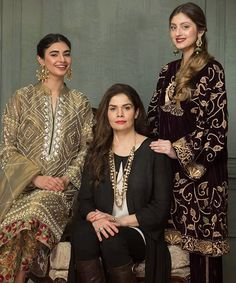 at our recent photo shoot for formals with and . Shadi Dresses, Emo Dresses, Casual Dresses, Fashion Dresses, Women's Casual, Party Dresses, Pakistani Wedding Outfits, Pakistani Dresses, Indian Dresses