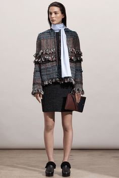 Thakoon Pre-Fall 2015 Fashion Show: Complete Collection - Style.com
