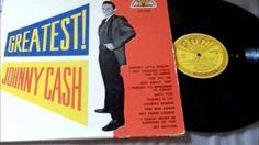 SLP 1240  Johnny Cash Greatest Hits (Full Album)