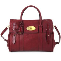 Mulberry bags BURGUNDY (88.515 RUB) ❤ liked on Polyvore featuring bags, handbags, purses, bolsas, mulberry, burgundy, satchel handbags, man bag, red purse and satchel hand bags