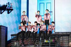 #엑소 세 번째 투어의 화려한 피날레였던 'EXO PLANET # 3 – The EXO'rDIUM[dot] –' 3시간