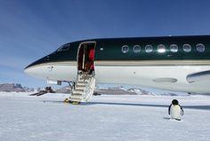 Jetflite OY   capertown to antartica   dec 2015