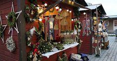 Die Weihnachtsstraße in Lappeenranta #Finnland  Genießen Sie die Weihnachtsstimmung in der Innenstadt von Lappeenranta. Vom 05. – 20.12. verwandelt sich die Fußgängerzone Oleksi in die traditionelle Weihnachtsstraße. An verschiedenen Handwerkerständen finden Sie das ein oder andere Weihnachtsgeschenk. Für das leibliche Wohl sorgen lokale Spezialitäten und andere Köstlichkeiten.  Foto: goSaimaa