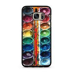 Watercolor Set Samsung Galaxy S7 case – Case Persona