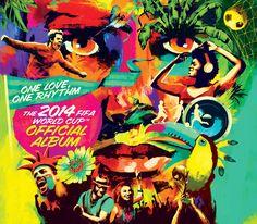 One Love, One Rhythm - Mundial Brasil 2014