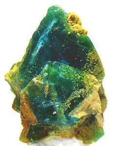 Krohnkite / Chuquicamata Mine, Antofagasta Region, Chile <3