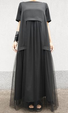 Maxi extravagant tulle dress etsy outfit scandinavian winter scandinavian winter outfit outfit scandinavian winter new outfit Abaya Fashion, Muslim Fashion, Fashion Dresses, Dresses Dresses, Dance Dresses, Fashion Pants, Party Dresses, Lolita Fashion, Dress Outfits