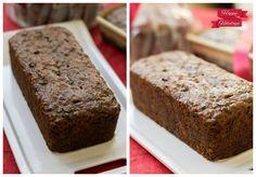 Rich Plum Cake Recipe / Indian Fruit Cake Recipe / Christmas Fruit Cake