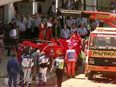 Michael Schumacher - Silverstone - 1999
