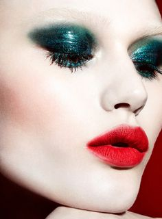 Isamaya Ffrench makeup artist More