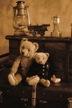1920s Bing bears